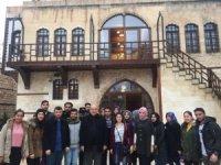 Başkan Kutlu üniversite öğrencileriyle buluştu