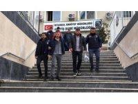 İstanbul'da klima çalan gaspçı ikiz kardeş çetesi yakalandı