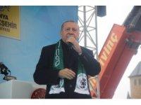 """Cumhurbaşkanı Erdoğan: """"Trump ile görüştük, kendisi de olumlu cevap verdi"""" (3)"""