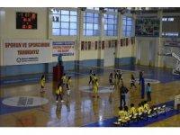 Şahinbey'de voleybol turnuvası başladı