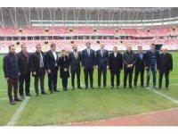 Bahçeşehir Koleji, Sivasspor'un stadına adını verdi