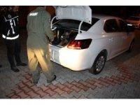 Uşak tarihinde en fazla yakalanan uyuşturucu hap operasyonu
