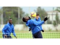 Antalyaspor, kupa mesaisi hazırlıklarına başladı