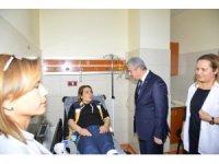 Kırşehir'de ambulansın karıştığı kaza