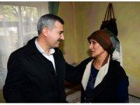 Başkan Çınar'dan vefa örneği