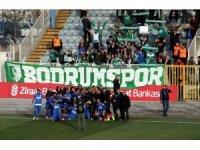 Ziraat Türkiye Kupası 5. Tur: MKE Ankaragücü:3 - Bodrum Belediyesi Bodrumspor: 2