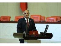 Milletvekili Öztürk'ten TBMM'de fındık teşekkürü