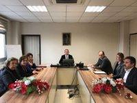 Burhaniye'de Sosyal Yardımlaşma Vakfı Mütevelli Heyeti seçimi