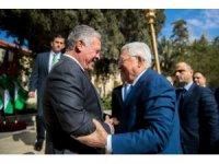 Filistin Devlet Başkanı Abbas, Ürdün Kralı ile görüştü