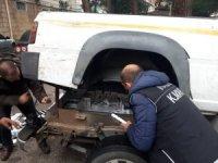 Kahramanmaraş'ta 2 bin 500 paket kaçak sigara ele geçirildi