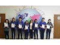 Sare Koleji öğrencileri URFODU Bilim Temelli Bilgi Yarışmasında