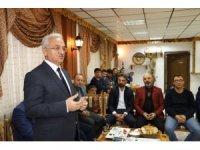 Başkan Başsoy, temizlik işleri personeliyle toplantı düzenledi