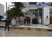 Uşak'ta Suriyeliler ile yaşanan gerginlik olaylarında 9 kişi tutuklandı