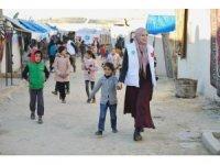 Gamze Özçelik İdlib'te