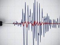 Antalya'da 4.1 büyüklüğünde deprem oldu
