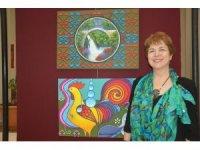'Ege'nin Renkli Rüyası' sergisi Uşak'ta açıldı