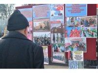 Alperen Ocakları'ndan Doğu Türkistan'ı anlatan fotoğraf sergisi