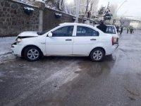 Uşak'ta zincirleme trafik kazası