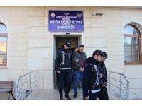 Uşak'ta geniş çaplı uyuşturucu operasyonu: 5 tutuklama