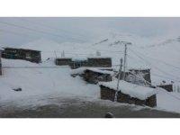 Beytüşşebap ve Uludere'de okullara kar tatili