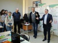 Trakya Üniversitesi, STEM eğitimi için ata yurdu öğretmenlerini ağırladı