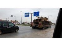 Mardin'de askeri hareketlilik sürüyor