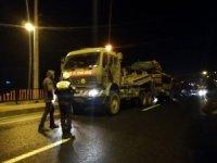 Mardin'den sınıra askeri sevkiyat