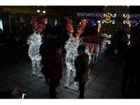 Edirne'de yeni yıl coşkusu