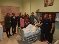 Şırnak'ta yeni yılın ilk bebeği doğdu