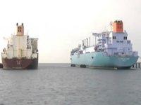 Hatay'da dünyanın en büyük LNG aktarım operasyonu iki gün sürecek