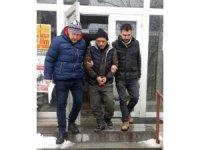 3 ayrı suçtan aranan zanlı Keşan'a yakalandı