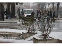 Meteoroloji uyardı, kar Balkanlar'dan giriş yaptı