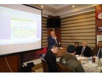 Erzincan'da örtü altı sebze yetiştiriciliğinin yaygınlaştırılması ele alındı