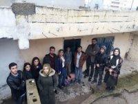 AHBAP, Aksu ailesine sahip çıktı