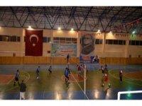 Refahiye'de kurumlar arası voleybol turnuvası yapıldı