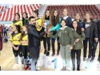Ağrı'da Gençler Futsal İl birinciliği müsabakaları sona erdi