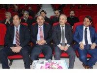Din görevlilerine Erzincan Gençlik Merkezi faaliyetleri anlatıldı