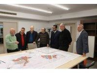 Balkanlılar Derneği'nden Başkan Altınok Öz'e ziyaret