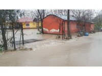 Osmaniye'de selin vurduğu 9 köy sular altında kaldı