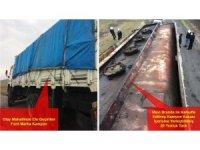 Petrol boru hattından hırsızlık: 9 gözaltı
