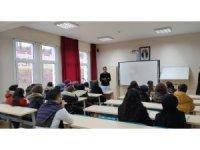 Düzce Turgut Özal Anadolu Lisesi'nden Düzce Üniversitesi'ne Ziyaret