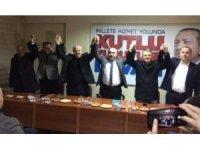 Çaycuma AK Parti İlçe ve belediye belde başkan adaylarını tanıttı