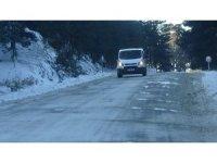Buzlanma trafiği olumsuz etkiliyor