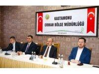 Kastamonu'da Ekonomi Toplantısı gerçekleştirildi