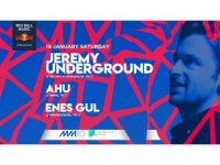 Jeremy Underground İstanbul'da