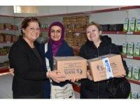 Manisa' da çölyak hastalarına gıda desteği