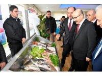 """""""Balık Karataş'tan Alınır"""" projesi tanıtıldı"""