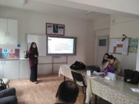 Şuhut'taki öğretmenlere ''Özel öğrenme güçlüğü farkındalık'' semineri