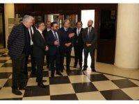 """Rize Valisi Çeber: """"Rize'nin kalkınması için her projenin destekçisiyiz"""""""