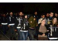 Adana merkezli torbacı operasyonu: 18 gözaltı